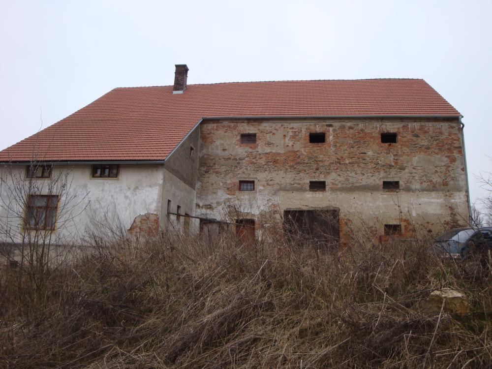 Dražba bývalé sýpky v obci Černá