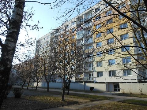 Dražba bytu 4+1 v Hradci Králové
