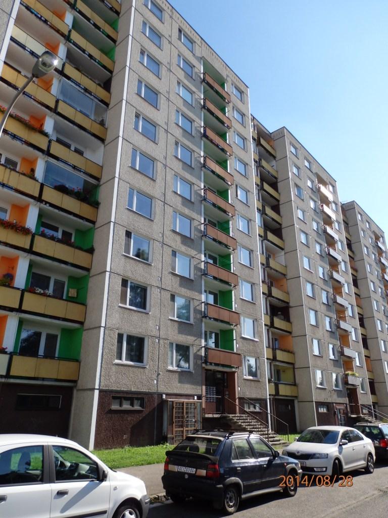 Dražba bytu v Hradci Králové
