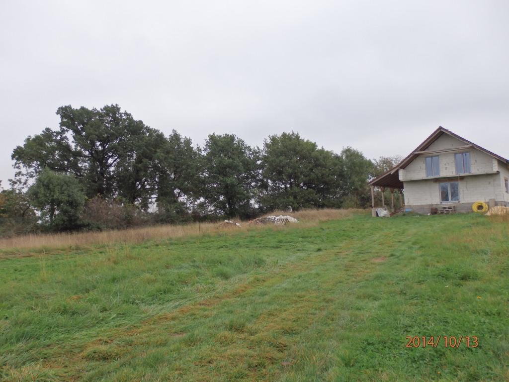 Dražba stavební parcely v obci Svatbín
